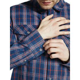 Berghaus Exp***** Fall longsleeve Heren rood/blauw